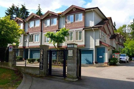 R2227366 - 5 13360 KING GEORGE BOULEVARD, Whalley, Surrey, BC - Townhouse