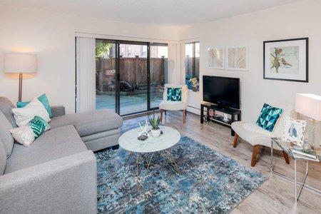 R2227435 - 110 1450 LABURNUM STREET, Kitsilano, Vancouver, BC - Apartment Unit