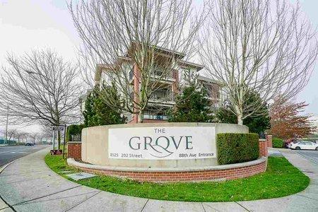R2227517 - D410 8929 202ND STREET, Walnut Grove, Langley, BC - Apartment Unit