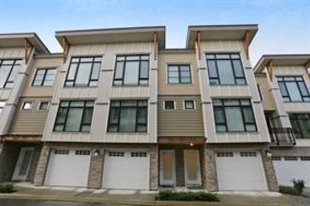 R2227520 - 60 9989 E BARNSTON DRIVE, Fraser Heights, Surrey, BC - Townhouse