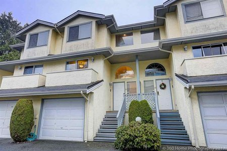 R2227635 - 12 7400 GILBERT ROAD, Brighouse South, Richmond, BC - Townhouse