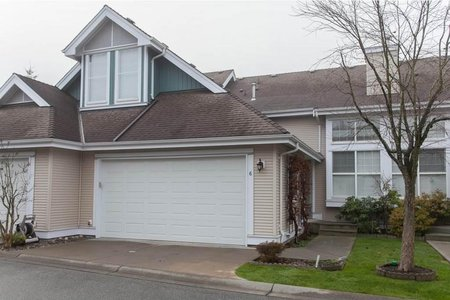 R2227739 - 6 16995 64TH AVENUE, Cloverdale BC, Surrey, BC - Townhouse