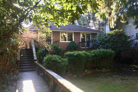 R2227873 - 1135 W 23RD STREET, Pemberton Heights, North Vancouver, BC - House/Single Family