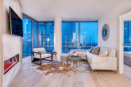 R2227905 - 302 1228 W HASTINGS STREET, Coal Harbour, Vancouver, BC - Apartment Unit