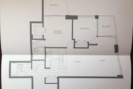 R2227955 - 610 5811 NO. 3 ROAD, Brighouse, Richmond, BC - Apartment Unit