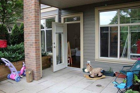 R2228552 - 102 1633 MACKAY AVENUE, Pemberton NV, North Vancouver, BC - Apartment Unit