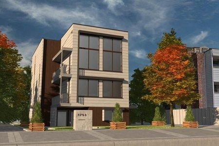 R2228799 - 101 1753 WEST 11TH AVENUE, Fairview VW, Vancouver, BC - Apartment Unit