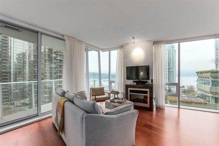 R2228828 - 1001 1277 MELVILLE STREET, Coal Harbour, Vancouver, BC - Apartment Unit