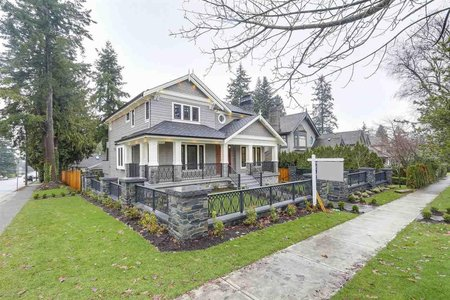 R2229191 - 3608 W 35TH AVENUE, Dunbar, Vancouver, BC - House/Single Family
