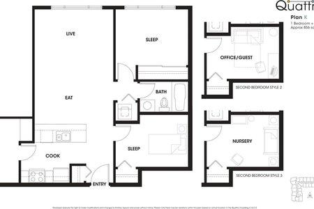 R2229215 - 401 13728 108 AVENUE, Whalley, Surrey, BC - Apartment Unit