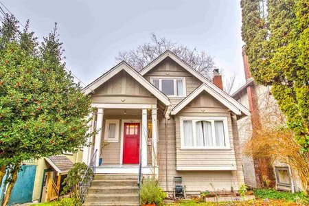R2229248 - 3381 W 7TH AVENUE, Kitsilano, Vancouver, BC - House/Single Family