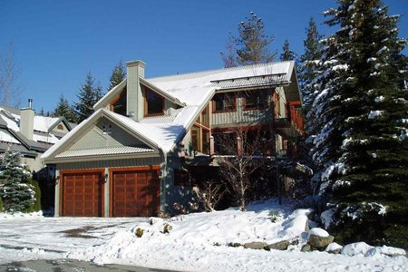 R2229351 - 6276 PALMER DRIVE, Whistler Cay Heights, Whistler, BC - House/Single Family