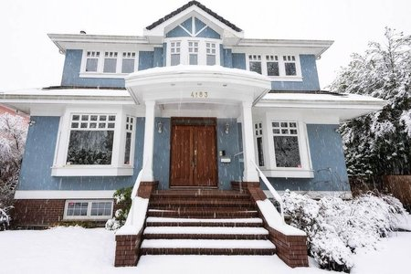R2229357 - 4183 MARGUERITE STREET, Shaughnessy, Vancouver, BC - House/Single Family