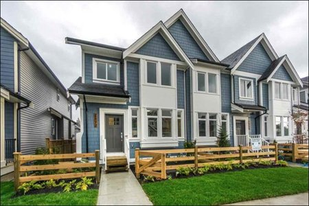 R2229359 - 7640 211 STREET, Willoughby Heights, Langley, BC - Row House (Non-Strata)