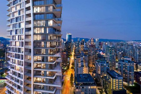 R2229721 - 1201 1289 HORNBY STREET, Downtown VW, Vancouver, BC - Apartment Unit