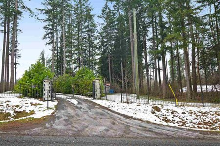 R2229905 - 161 208TH STREET, Campbell Valley, Langley, BC - House with Acreage