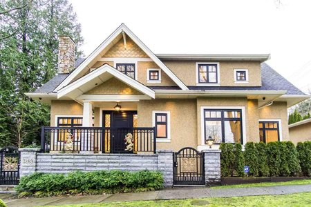 R2229950 - 3289 W 36TH AVENUE, MacKenzie Heights, Vancouver, BC - House/Single Family