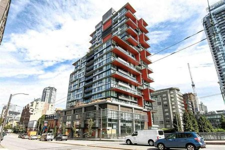 R2230045 - 1503 1325 ROLSTON STREET, Downtown VW, Vancouver, BC - Apartment Unit