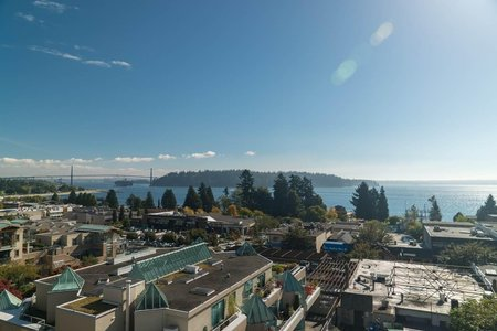 R2230196 - 502 1730 DUCHESS AVENUE, Ambleside, West Vancouver, BC - Apartment Unit
