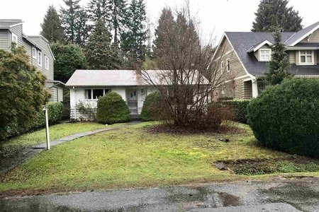 R2230392 - 1047 LAWSON AVENUE, Sentinel Hill, West Vancouver, BC - House/Single Family