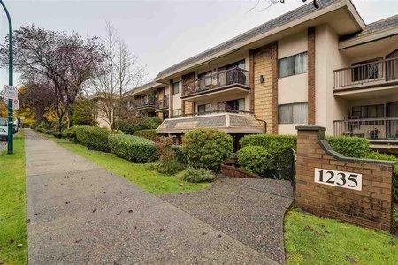 R2230459 - 204 1235 W 15TH AVENUE, Fairview VW, Vancouver, BC - Apartment Unit