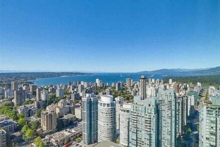R2230495 - 5102 1151 W GEORGIA STREET, Coal Harbour, Vancouver, BC - Apartment Unit