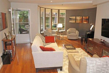 R2230556 - 105 1705 NELSON STREET, West End VW, Vancouver, BC - Apartment Unit