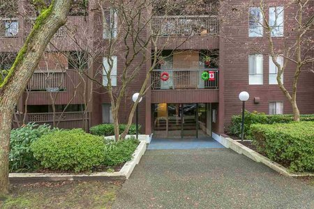 R2230630 - 104 2920 ASH STREET, Fairview VW, Vancouver, BC - Apartment Unit