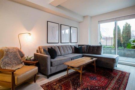R2230692 - 109 719 W 3RD STREET, Hamilton, North Vancouver, BC - Apartment Unit