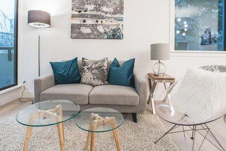 R2230723 - 201 1230 COMOX STREET, West End VW, Vancouver, BC - Apartment Unit