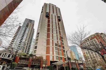 R2230797 - 806 867 HAMILTON STREET, Downtown VW, Vancouver, BC - Apartment Unit