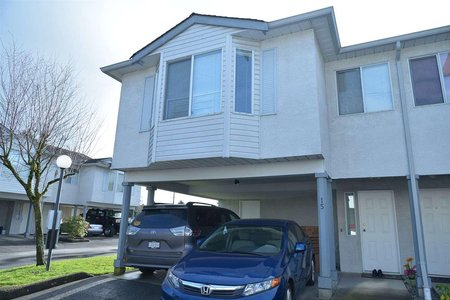 R2230856 - 15 3111 BECKMAN PLACE, West Cambie, Richmond, BC - Townhouse