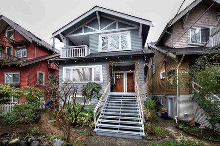 R2230993 - 2229 STEPHENS STREET, Kitsilano, Vancouver, BC - House/Single Family