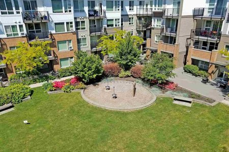 R2231025 - 412 9500 ODLIN ROAD, West Cambie, Richmond, BC - Apartment Unit