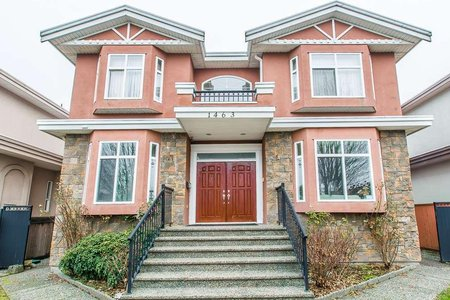 R2231101 - 1463 E 58TH AVENUE, Fraserview VE, Vancouver, BC - House/Single Family