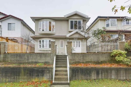 R2231163 - 4868 HENRY STREET, Knight, Vancouver, BC - House/Single Family