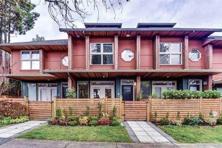 R2231304 - 1187 E 19TH AVENUE, Knight, Vancouver, BC - Townhouse