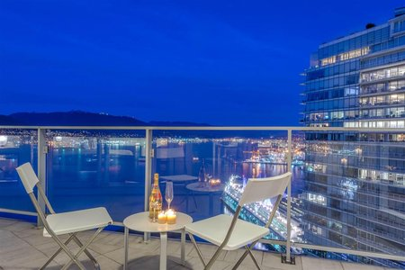 R2231445 - 3504 1077 W CORDOVA STREET, Coal Harbour, Vancouver, BC - Apartment Unit