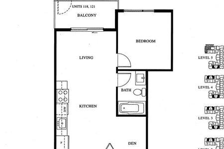 R2231535 - 401 13768 108 AVENUE, Whalley, Surrey, BC - Apartment Unit