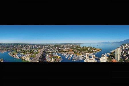R2231668 - 4801 1480 HOWE STREET, Downtown VW, Vancouver, BC - Apartment Unit