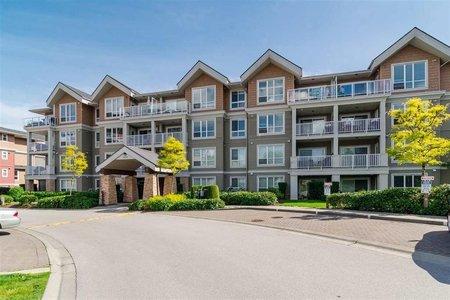 R2231688 - 413 6430 194 STREET, Clayton, Surrey, BC - Apartment Unit