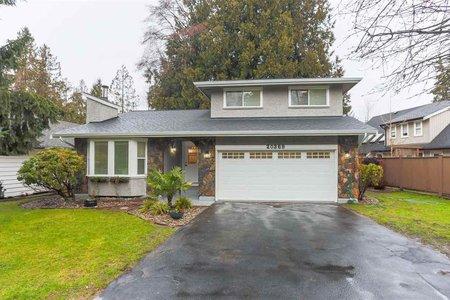 R2231747 - 20369 49A AVENUE, Langley City, Langley, BC - House/Single Family