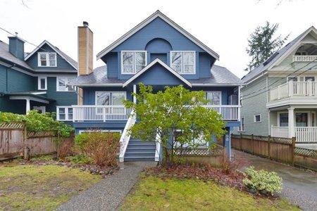 R2231872 - 46 W 13TH AVENUE, Mount Pleasant VW, Vancouver, BC - Townhouse