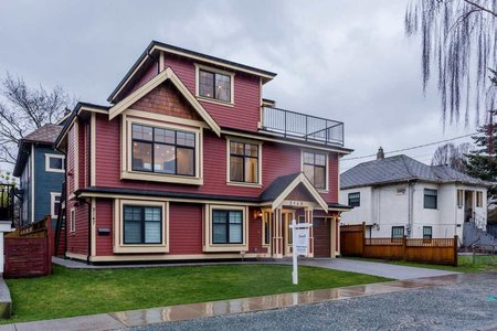 R2231883 - 2149 FERNDALE STREET, Hastings, Vancouver, BC - House/Single Family