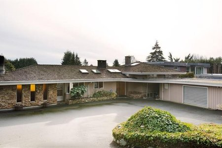 R2231900 - 684 SOUTHBOROUGH DRIVE, British Properties, West Vancouver, BC - House/Single Family