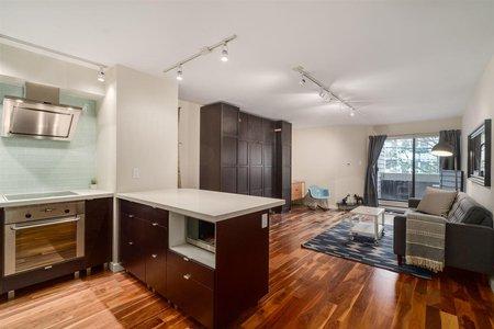R2231969 - 206 1545 E 2ND AVENUE, Grandview VE, Vancouver, BC - Apartment Unit