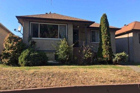 R2231994 - 5755 PRINCE ALBERT STREET, Fraser VE, Vancouver, BC - House/Single Family