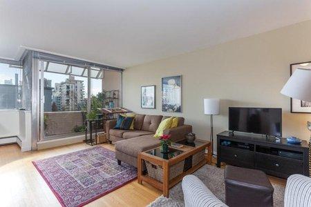 R2232008 - 702 1315 CARDERO STREET, West End VW, Vancouver, BC - Apartment Unit