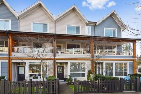 R2232031 - 2 23230 BILLY BROWN ROAD, Fort Langley, Langley, BC - Townhouse