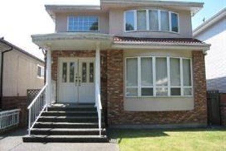 R2232036 - 6449 DUMFRIES STREET, Knight, Vancouver, BC - House/Single Family
